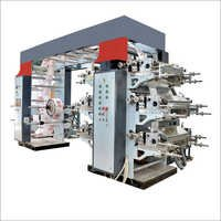 6 Colour Flexo Printing Machine