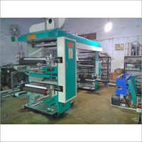 4 Colour Flexo Machine