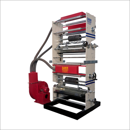 Two Colour Online Rotogravure Machine
