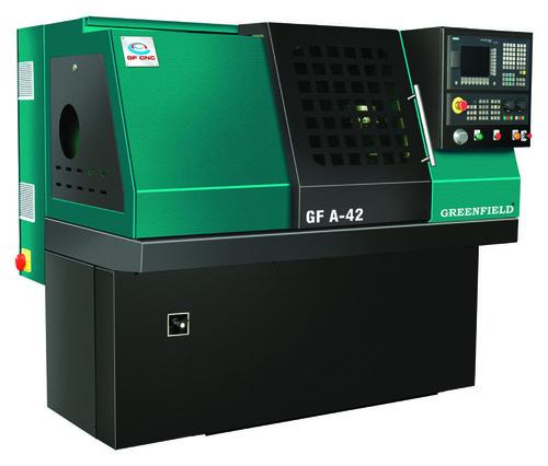 Small CNC Turning Machine