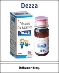 Deflazacort 6 mg.