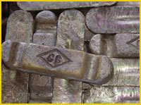 High Tensile Brass Ingots