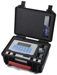 Portaflow PT500 with Data Logger and Sensors