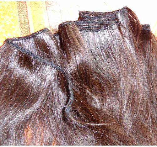 Bleached Wave Hair