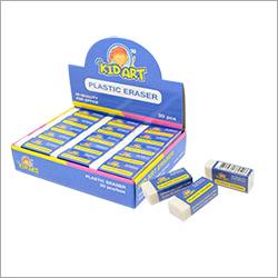 Plastic School Eraser
