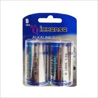 LR20 D Alkaline Battery