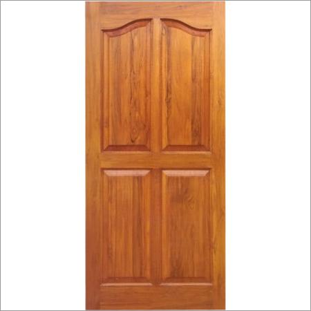4 panel Teak Wood Door