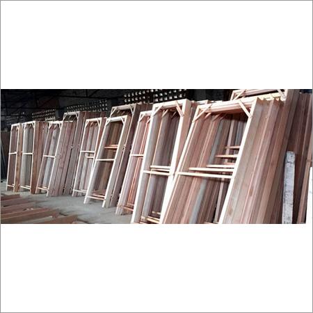 Miranti Wooden Door Frame