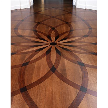Wooden Flooring And Parquet