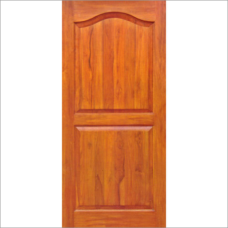 Solid Wood Panel Door