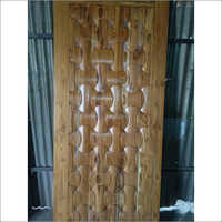 CNC Carving Glossy Polish Door