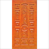 Hand Carved Teak Wood Door