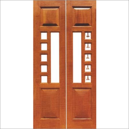 Teak Wood Temple Door