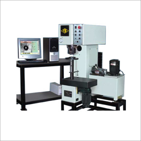 Computerised Fully Automatic Brinell Hardness Tester