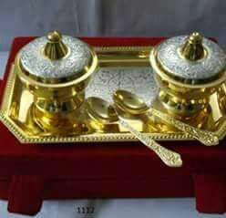 Brass Supari set