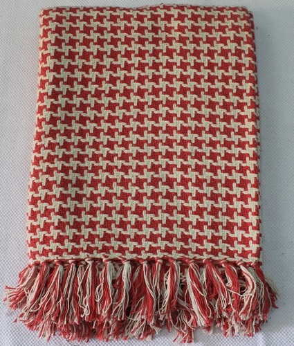 Organic Cotton Throws