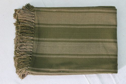 Handwoven Cotton Throws