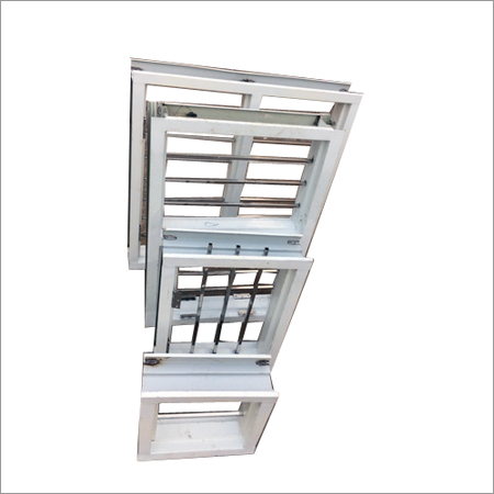 Japanese steel window frames