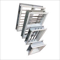 Corner Windows Steel Frame