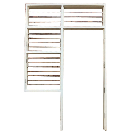 Japanese Steel Door Frame