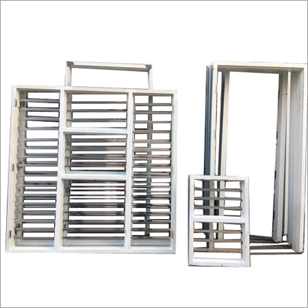 Steel Window Frame For Collage