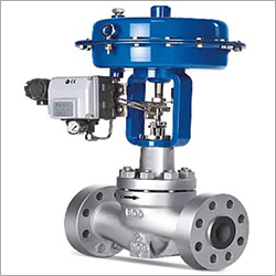 High Pressure Control Valves