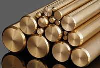 Free Cutting Brass Bars, Rods & Sections