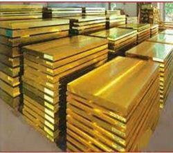 Brass Sheets, Strips & Plates