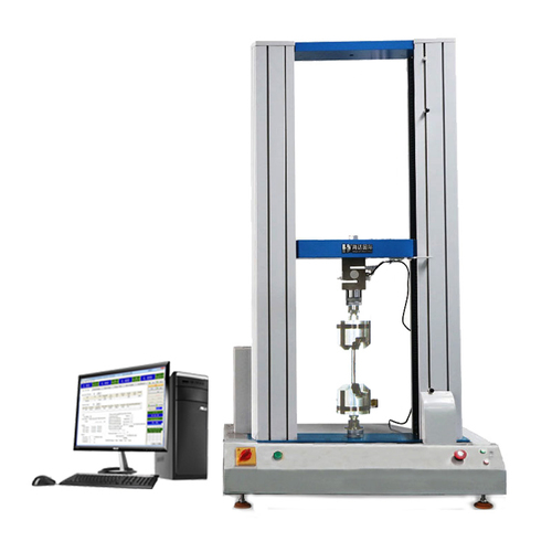 Textile Tensile Strength Test Machine