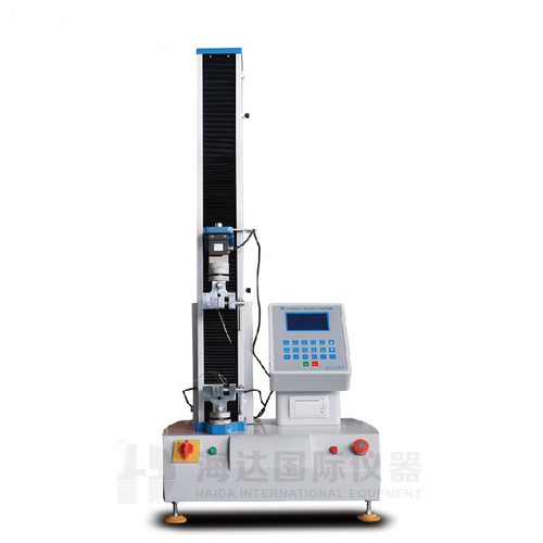 computerized Fabric tensile testing machine
