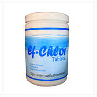 Water Softing Tablets