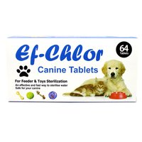 ef-chlor canine tablets