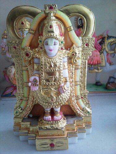 Lord Tirupati Balaji Statue