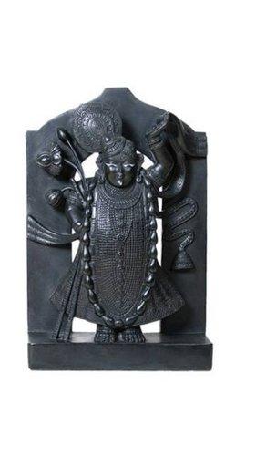 Shreenath Ji Marble Sculpture