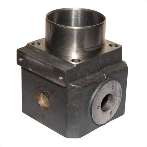 Four Stroke Vehicle Engine Cylinder Block