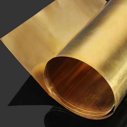Brass Sheet Metal