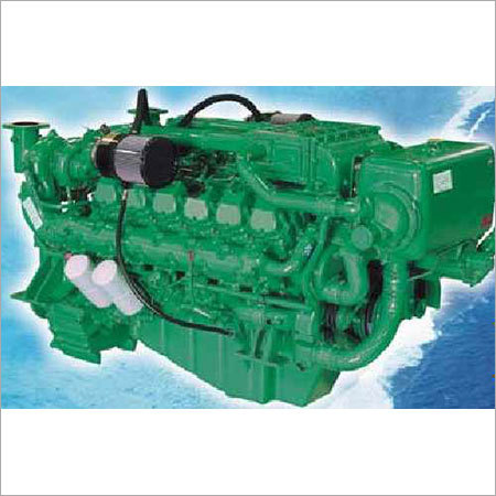Marine Engines 720 hp