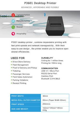 SPATA P 3601 Desktop Printer
