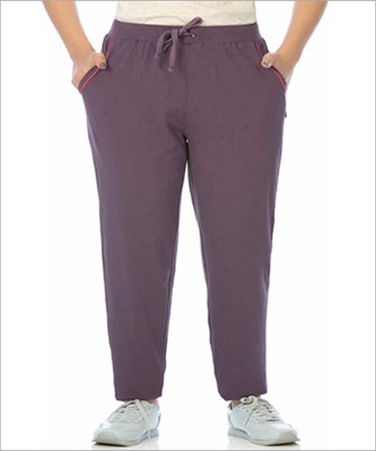 Ladies Cotton Track Pant