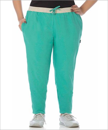 Ladies Colored Track Pant
