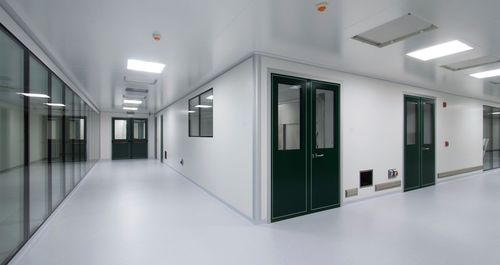 Cleanroom Scientific Doors