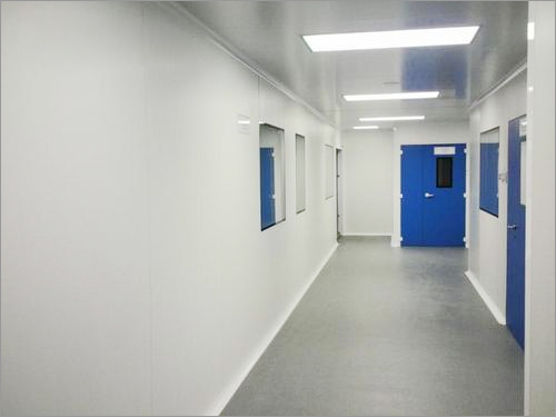 Scientific Clean Room Doors