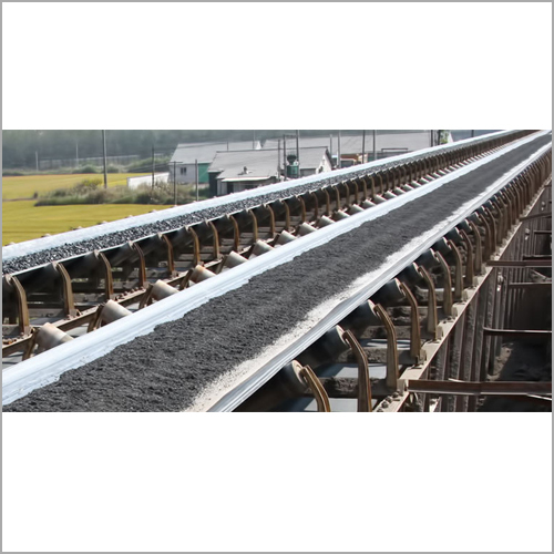 Bulk Material Belt Conveyor