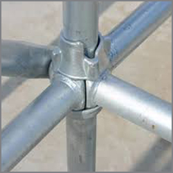 Rugged Construction Scaffolding