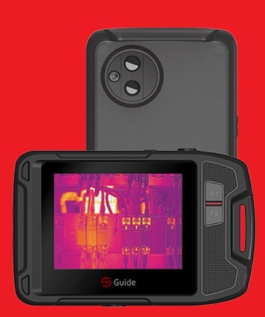 Pocket-Sized Thermal Camera