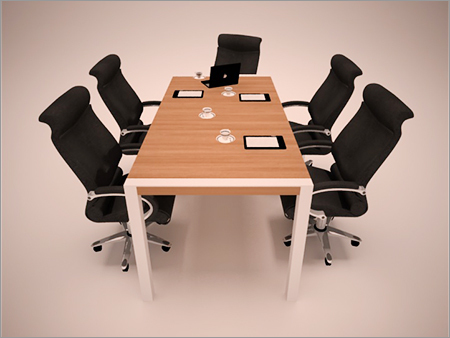 Office Conference Wodden Table