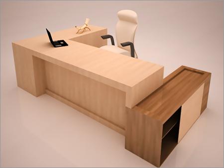 Office Executive Wooden Desk