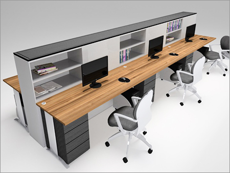 Linear Executive Desk