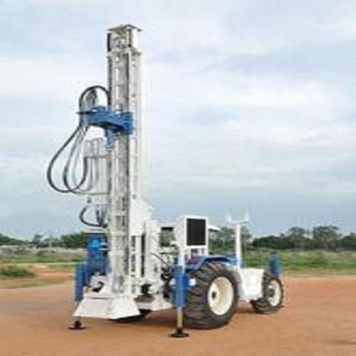 Hydraulic Pole Hole Drilling Rig