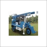 Self Driven Water Well Drilling Rig